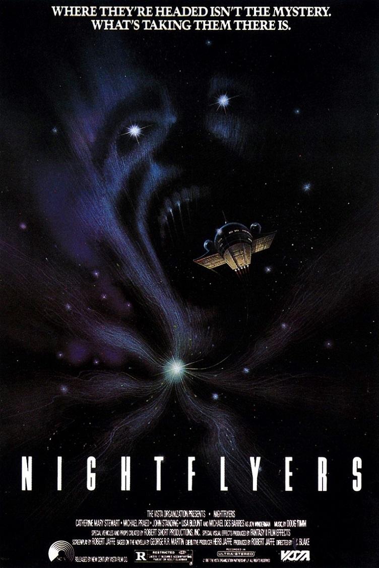 L'AFFICHE : NIGHTFLYERS (1987) dans CINÉMA 14030807000915263612045600