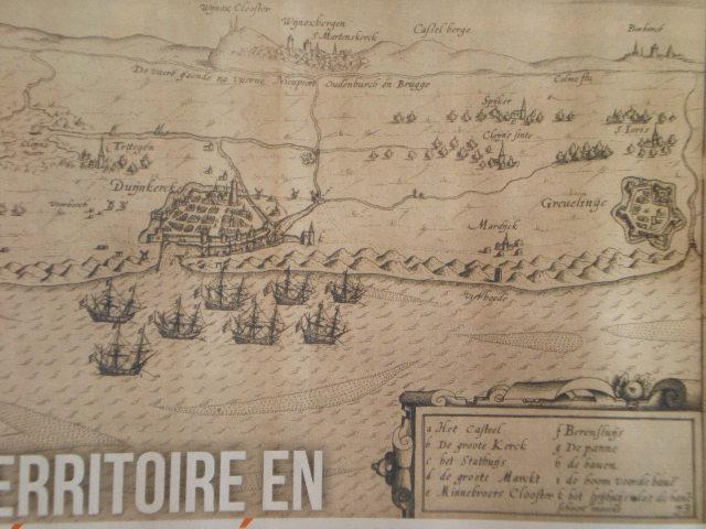 Oude kaarten, gravures en tekeningen van Frans-Vlaanderen - Pagina 2 14031102553914196112055927