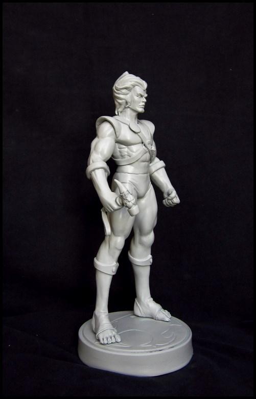 Thundercats Bengali statue  14031208113516083612059679