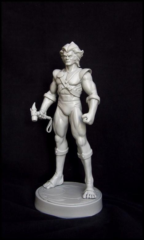 Thundercats Bengali statue  14031208113616083612059681