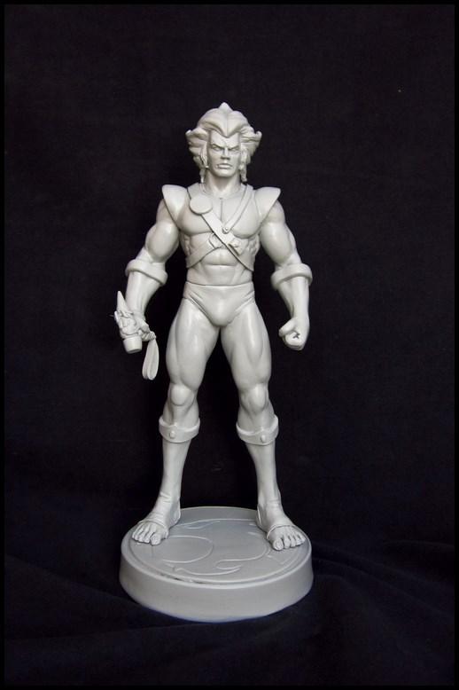 Thundercats Bengali statue  14031208113816083612059682