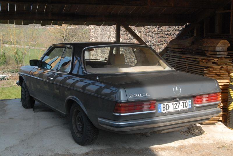 Je vends mon coupé gris ! 1403121217369909012058285