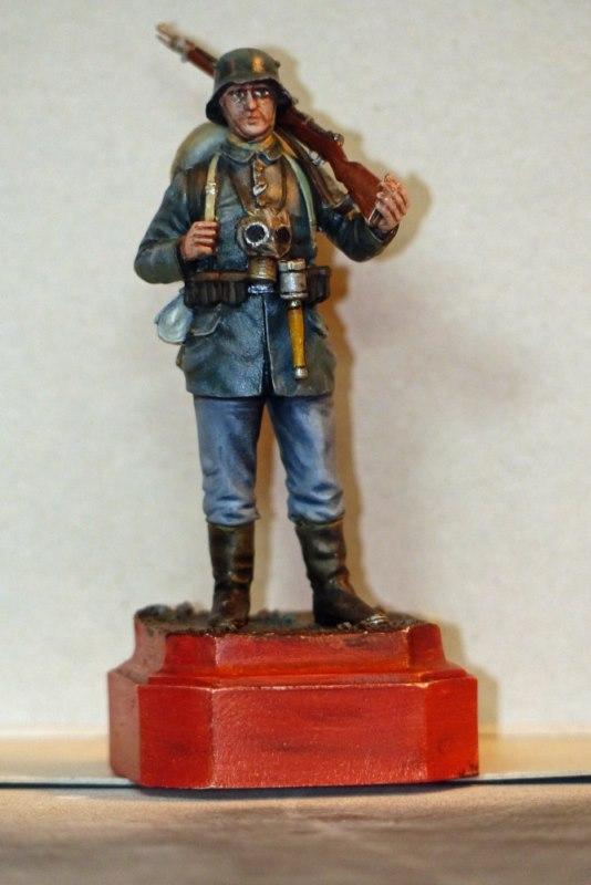 Fantassin allemand 1917-  1403130951549667012063006