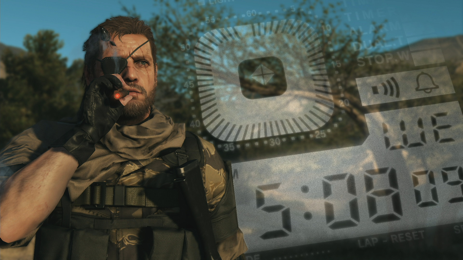 Metal Gear Solid V: Ground Zeroes image 1