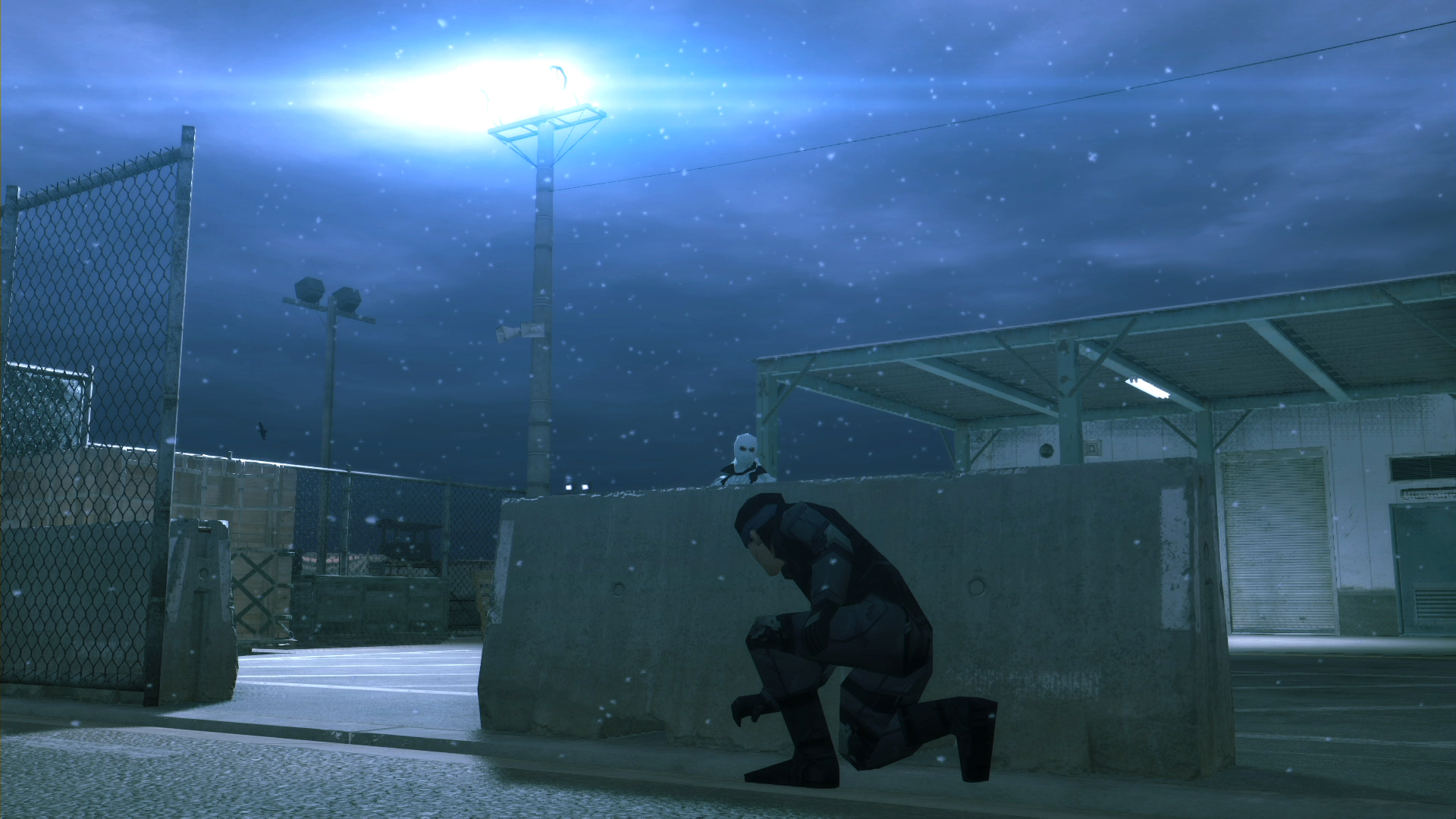 Metal Gear Solid V: Ground Zeroes image 3