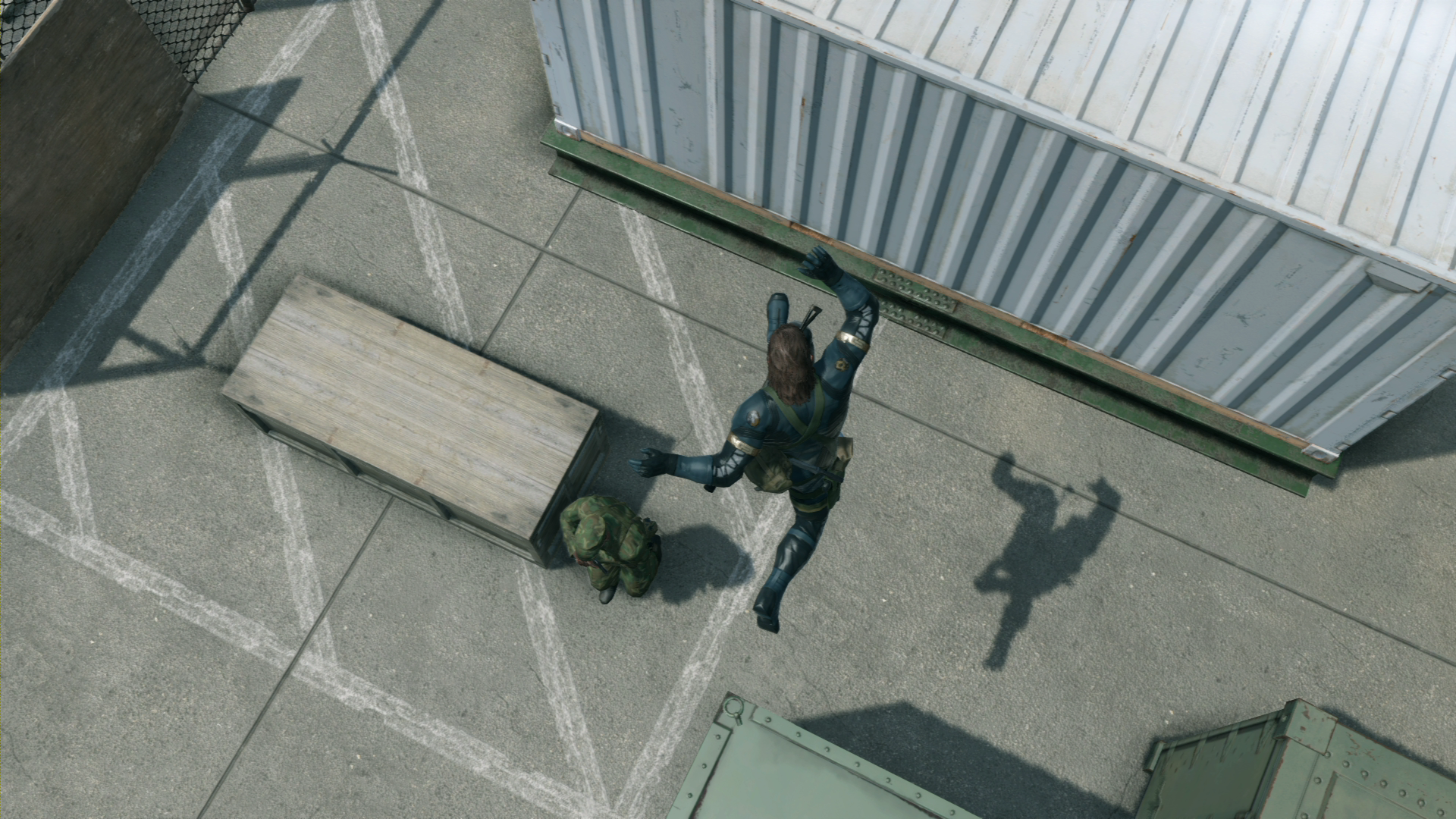 Metal Gear Solid V: Ground Zeroes image 2