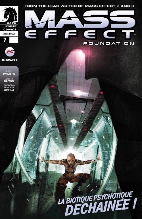 Mass Effect Foundation Tome 7