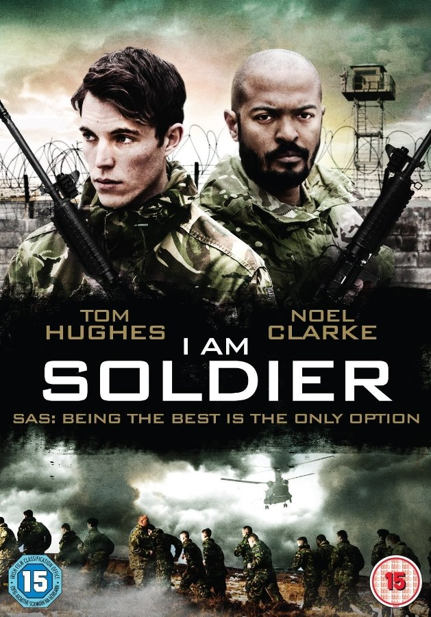 I Am Soldier |VOSTFR| [BRRiP]