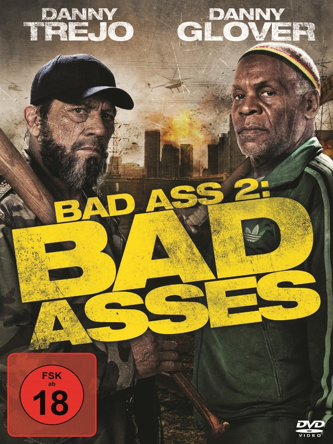 Bad Ass 2 [HDRip] [MULTI]