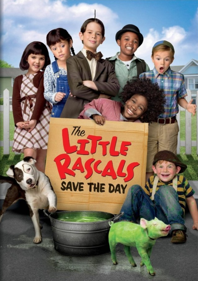 film The Little Rascals Save the Day en streaming