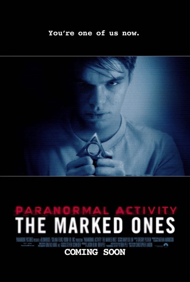 Paranormal Activity: The Marked Ones [HDRip] [MULTI]