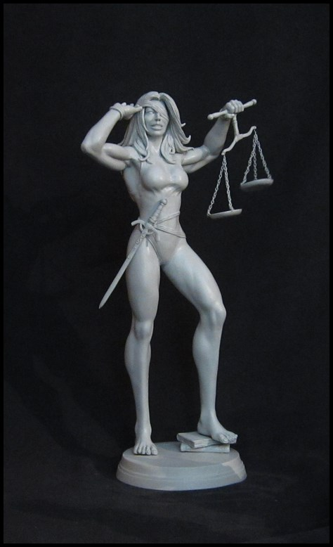 She-Hulk statue 1/4  14032808140716083612105764