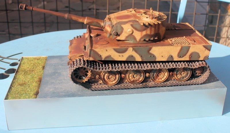 Tigre 1 Aufs E Late Vimoutier - AFV 35079 - 1/35 - FINI 14032804444714106612104997