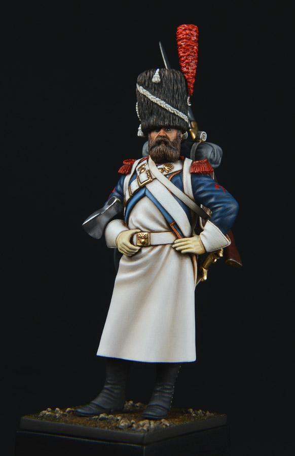 Vitrine de Bernard.S (Métal Modèles, bien entendu...) Trompette des 9ème et 7ème Hussards - Page 2 1403311229023593412111192