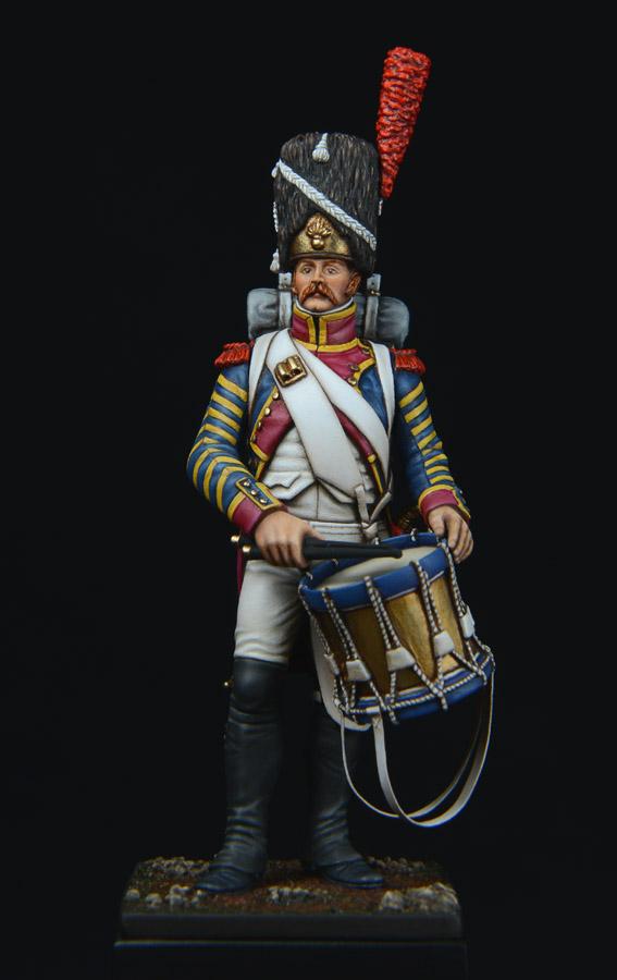 Vitrine de Bernard.S (Métal Modèles, bien entendu...) Trompette des 9ème et 7ème Hussards - Page 3 1403311230383593412111199