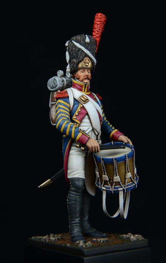 Vitrine de Bernard.S (Métal Modèles, bien entendu...) Trompette des 9ème et 7ème Hussards - Page 3 1403311231173593412111201