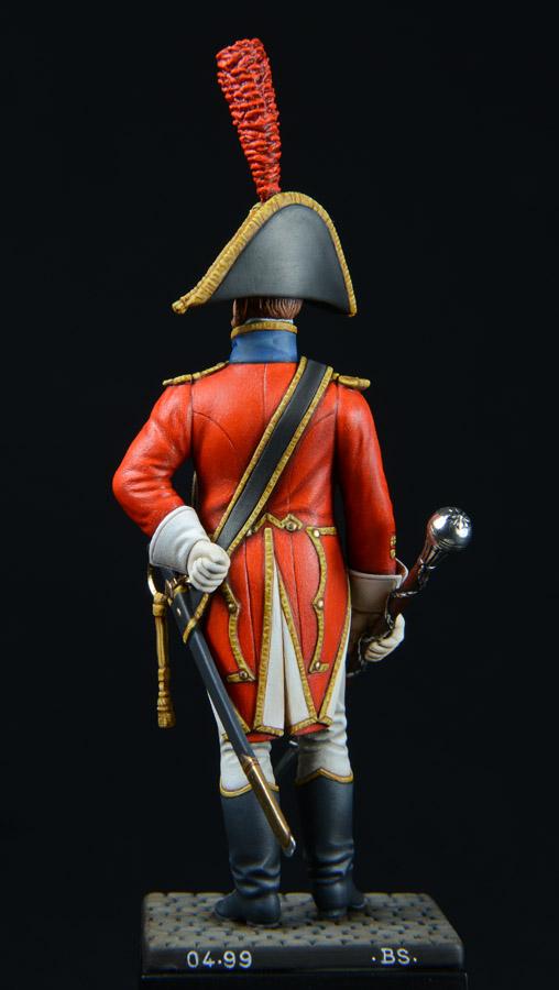 Vitrine de Bernard.S (Métal Modèles, bien entendu...) Trompette des 9ème et 7ème Hussards - Page 4 1403311232013593412111204
