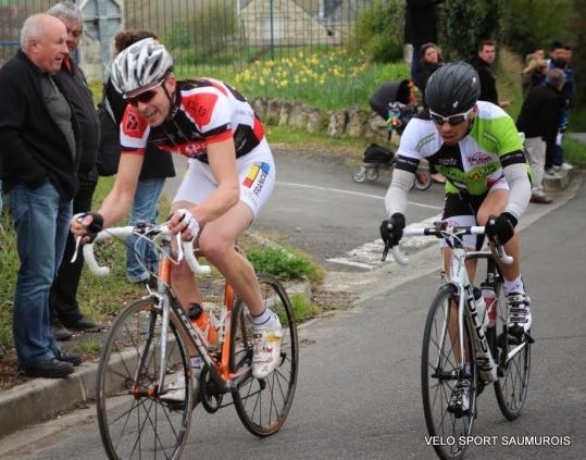 Classement de la course de St Cyr en Bourg du 30 mars 2014 1404010245474138312114498