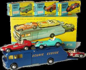 Coffret cadeau Corgi-Toys GS16