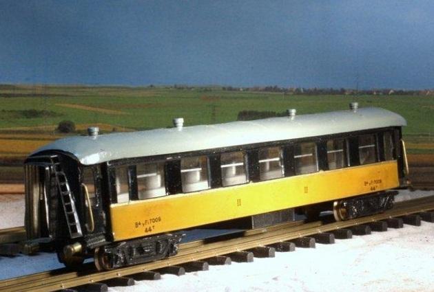 WAGONS  MARTIN 2ére série fabriqués après  1948 14040210142616773112116840