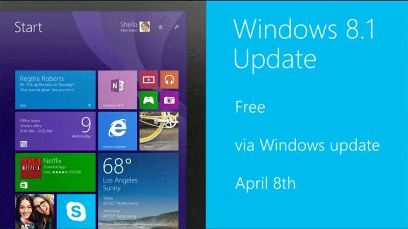 Download / Скачать : Обновление до Windows 8.1 с Windows 8 - Справка Window