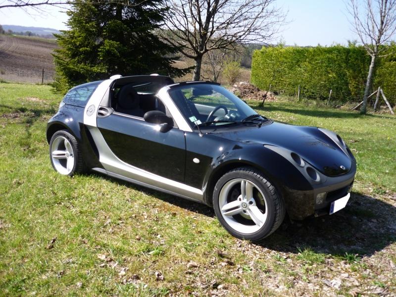smart roadster coup 82cv noire s m a r t f u n. Black Bedroom Furniture Sets. Home Design Ideas