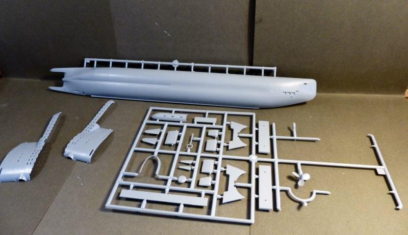 """U-BOOT type XXIII """"spécial navy"""" 1/72 1404070941039667012131532"""