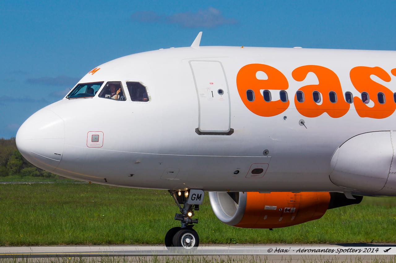 Spotting du 09/04/2014 : A321 Belgium Air Force ! 14040909033717438712136477