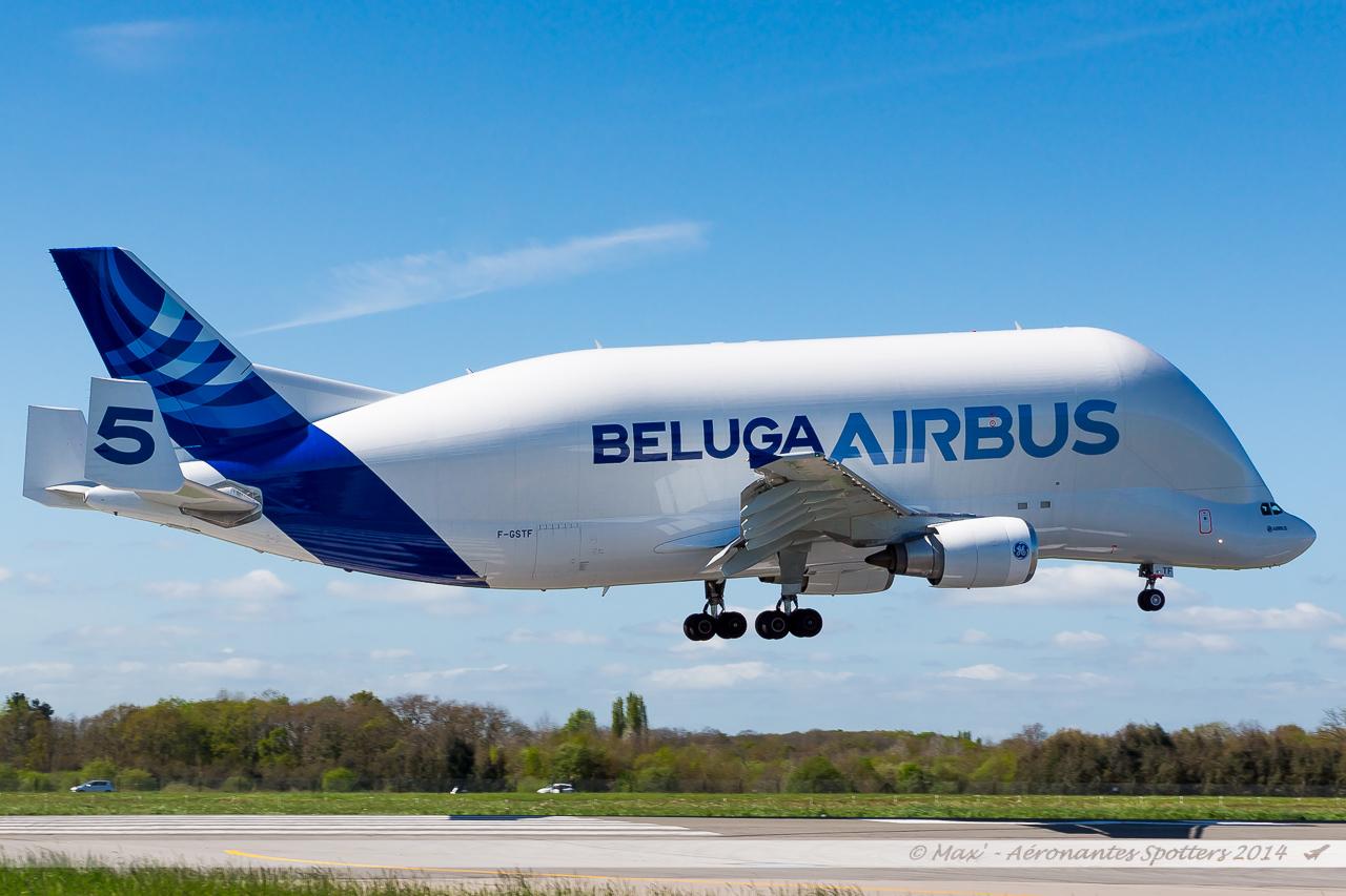 Spotting du 09/04/2014 : A321 Belgium Air Force ! 14040909041717438712136484