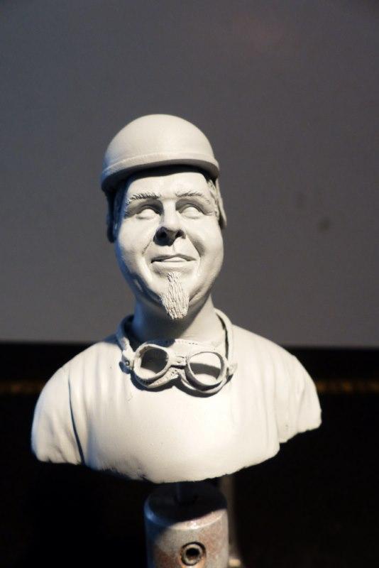 "Boniface Solex  (buste 1/9   alias ""Bruno"" NS prod) 1404130356049667012146057"