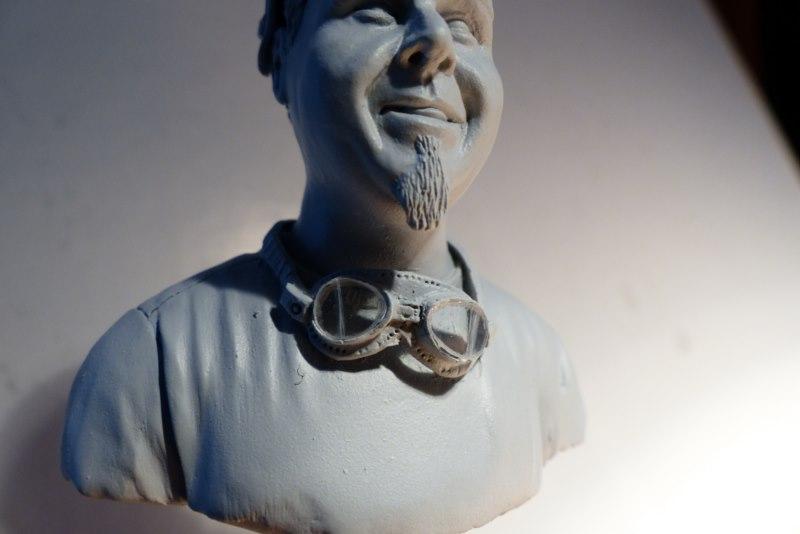 "Boniface Solex  (buste 1/9   alias ""Bruno"" NS prod) 1404130845189667012146864"