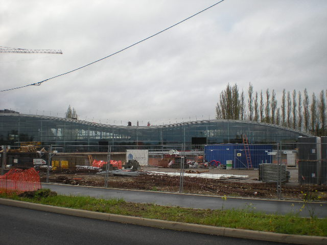 Sportinfrastructuur in Frans-Vlaanderen 14041811113814196112159930