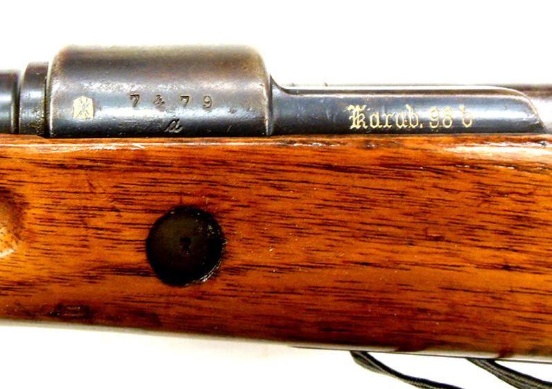 Mauser Karab98b Simson Sühl 1404220724524869712169582