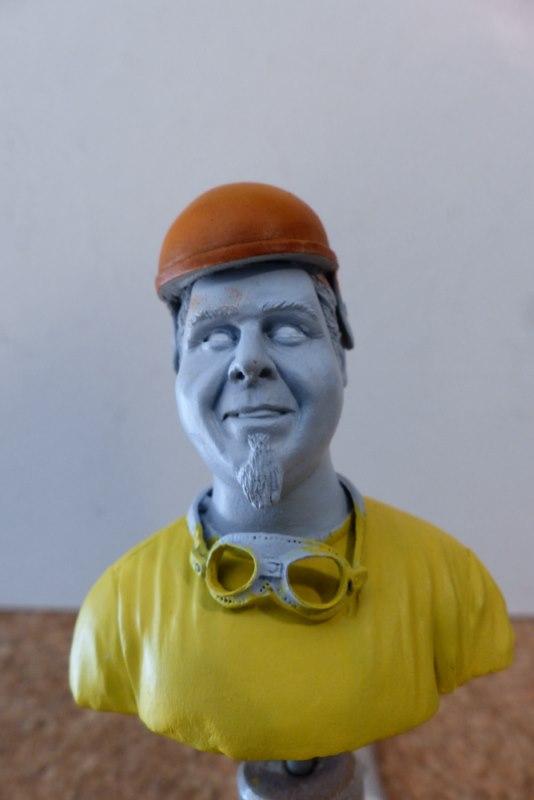 "Boniface Solex  (buste 1/9   alias ""Bruno"" NS prod) 1404230719189667012170577"