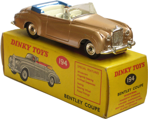 Bentley S2 Continental Dinky-Toys