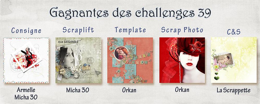 Résultats des challenges N°39 14042810193316542412187134
