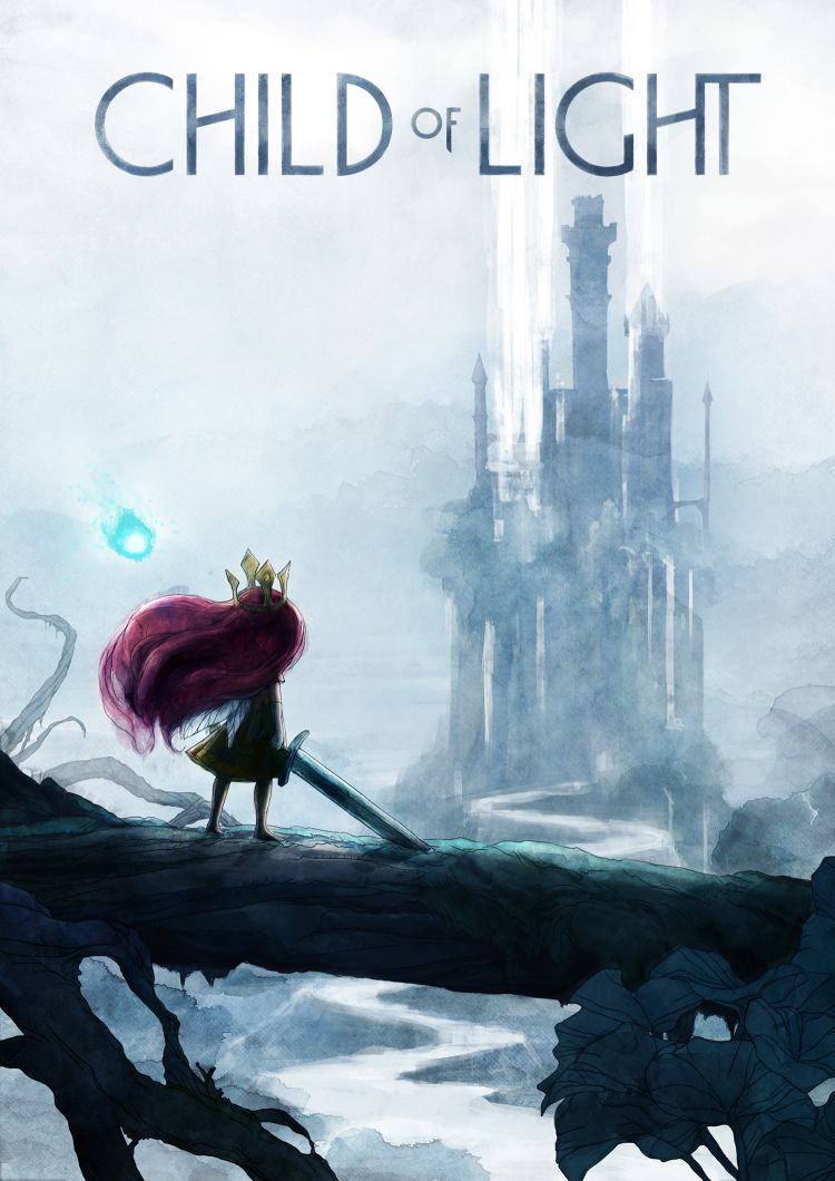 Poster for Child of Light
