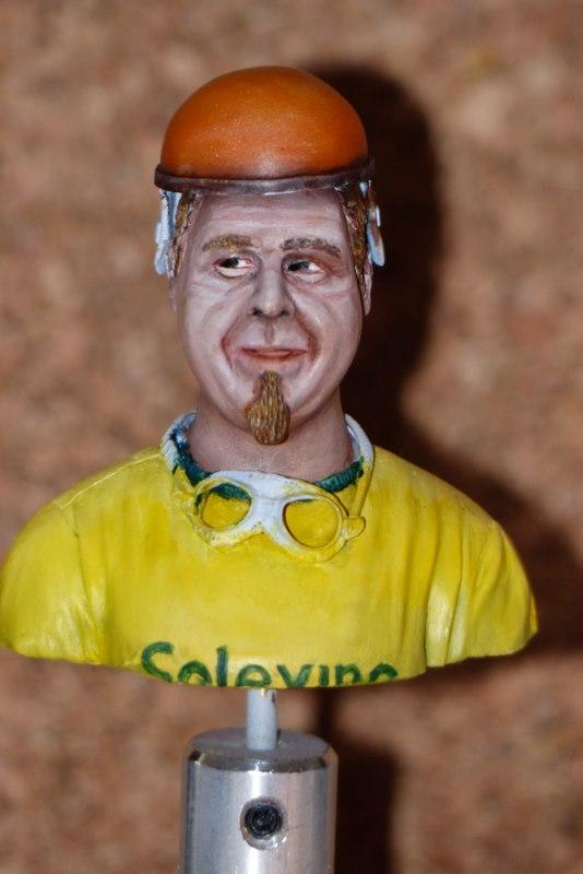"Boniface Solex  (buste 1/9   alias ""Bruno"" NS prod) 1405031004419667012202388"