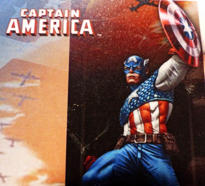 Captain America Knight models 72 mm 1405031021299667012202396