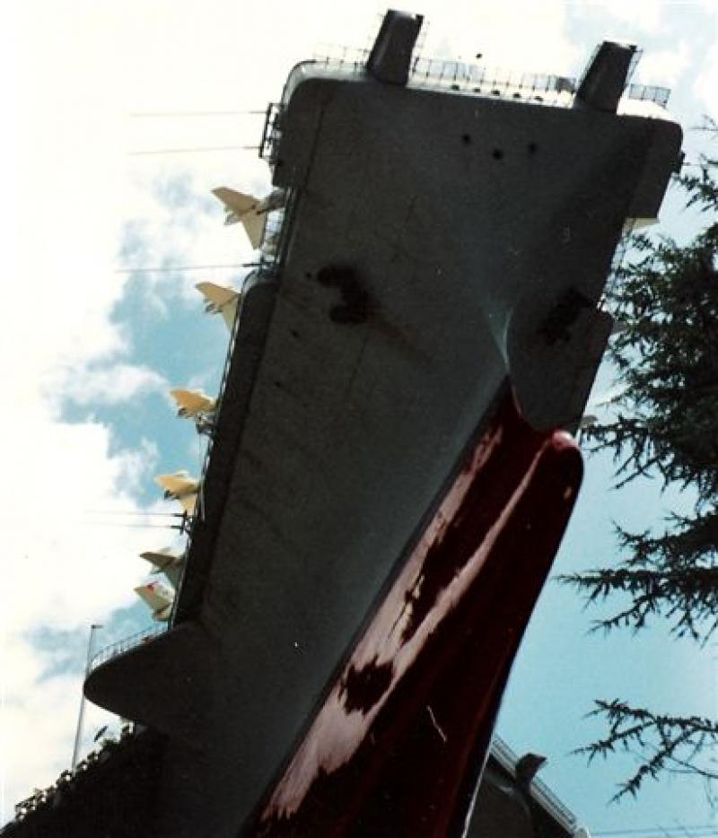 le Nimitz  au 1/72 sur plans - Page 4 14051010193117172912225566