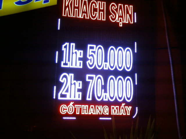 prostitution in vietnam prices food