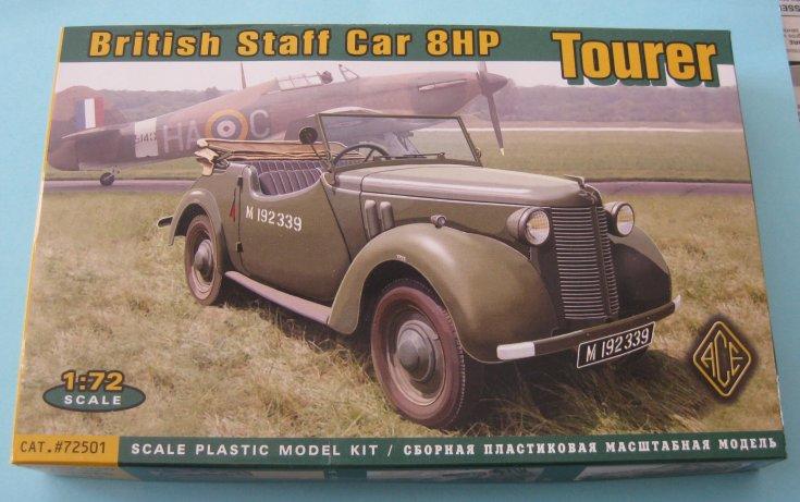 [Véhicules servitude 2014] [Ace] Austin 8HP Tourer British Staff Car 1405170306333532812244147