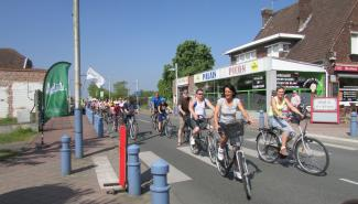 Fietspaden in Frans-Vlaanderen 14052009562214196112253979