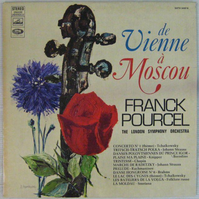 Franck Pourcel - Pleins Feux Sur Franck Pourcel 4 - Grandes Musiques De Films