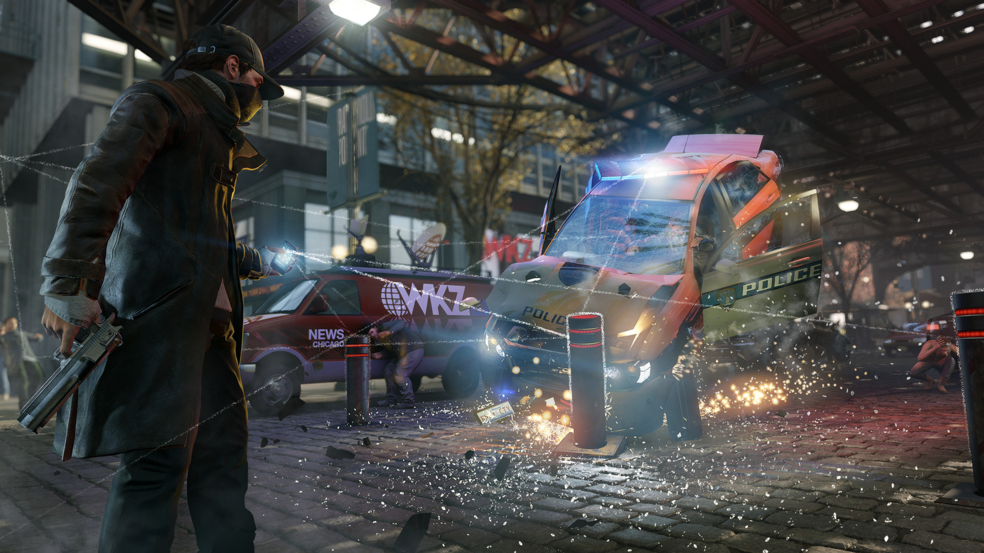 Watch Dogs image 1