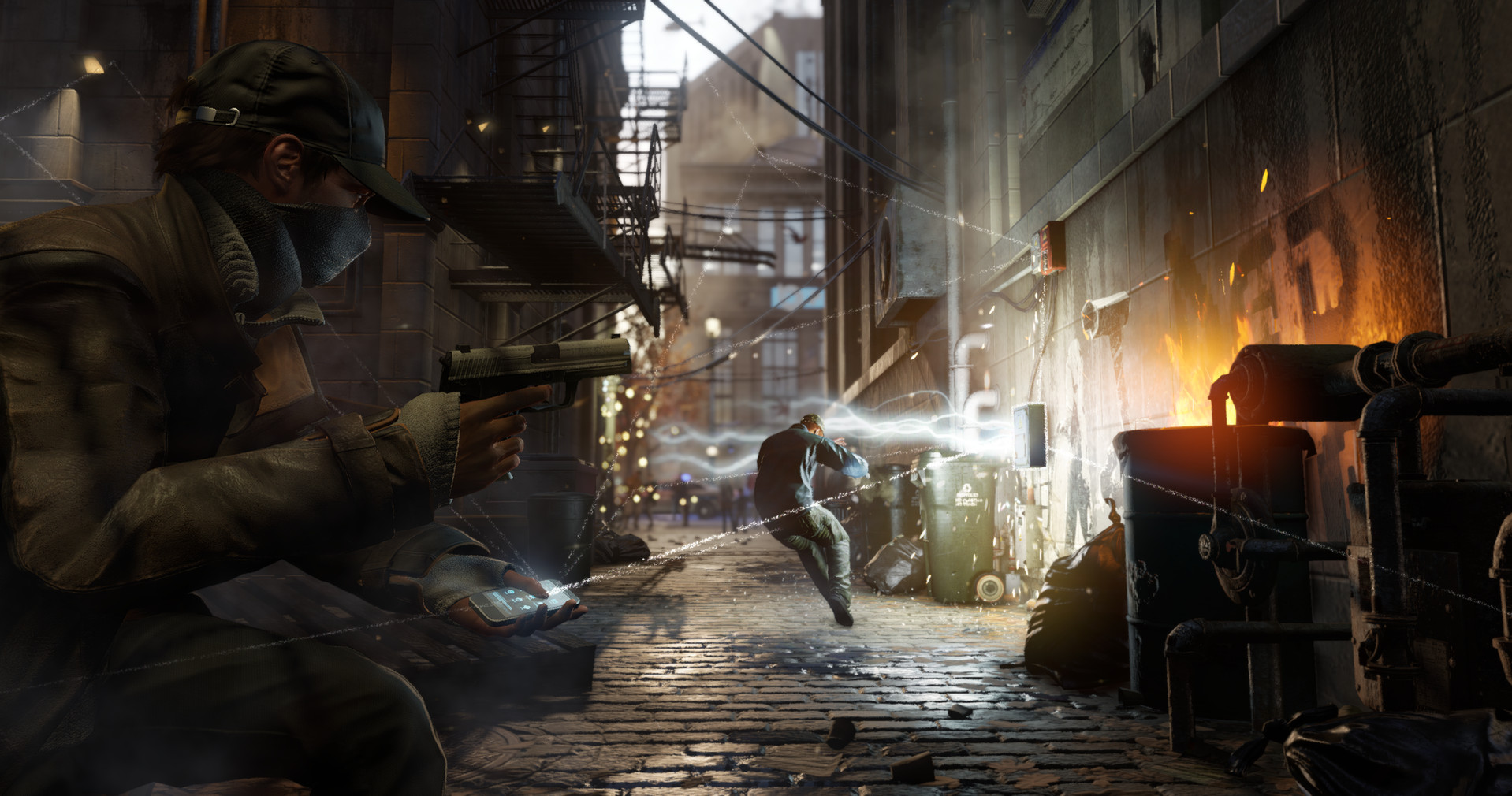 Watch Dogs image 2