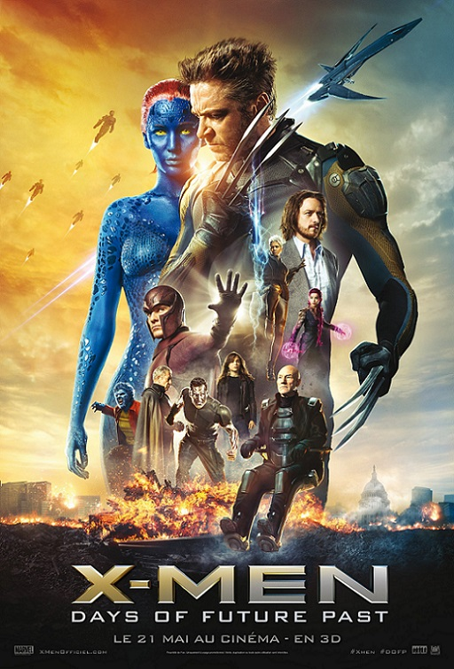 X-MEN DAYS OF FUTURE PAST : LA CRITIQUE dans Cinéma 14052208124015263612257337