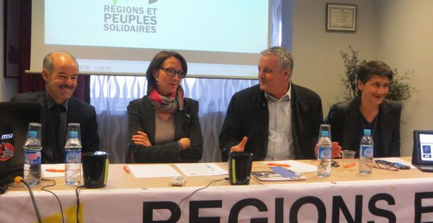 """""""Régions et Peuples Solidaires"""" 14052209545314196112259174"""