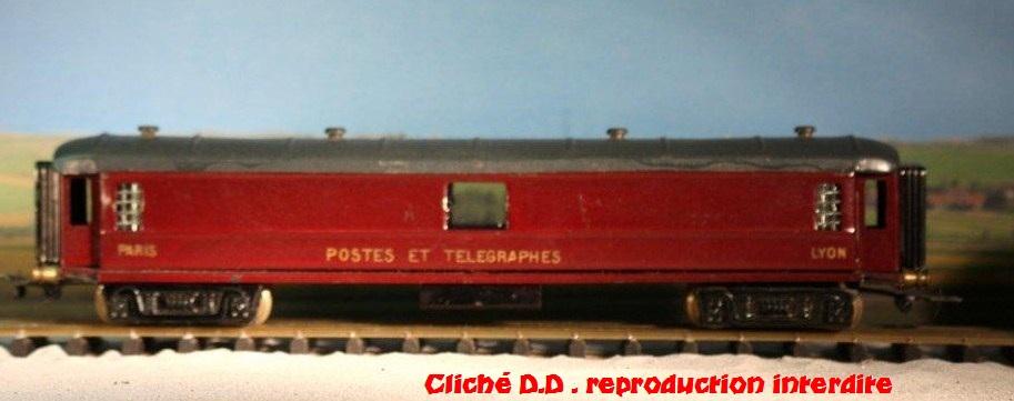 WAGONS  MARTIN Iére série fabriqués vers 1948 14052410091016773112261873