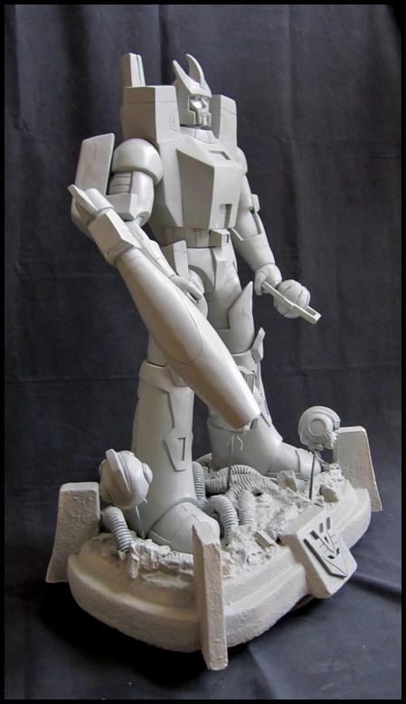Galvatron statue  14052504484616083612264699
